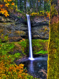 South Falls at Silver Falls State Park, Oregon, USA Photographic Print by Joe Restuccia III