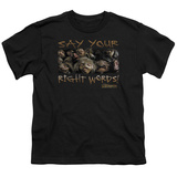 Youth: Labyrinth - Say Your Right Words Shirt