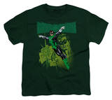 Youth: Green Lantern - Green Lantern 166 Cover Shirts
