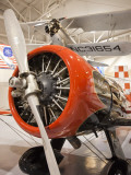 1930s-Era Number 44 We Will Racing Airplane, Weddel-Williams Air Racing Museum, Patterson, LA Impressão fotográfica por Walter Bibikow