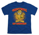 Youth: Garfield - Minions T-shirts