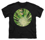 Youth: Green Lantern - Light Em Up T-Shirt