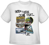 Youth: Ice Road Truckers - Done That T-Shirt