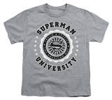 Youth: Superman - Superman University Shirts