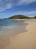 Makena Beach, Oneloa, Big Beach, Maui, Hawaii, USA Photographie par Douglas Peebles