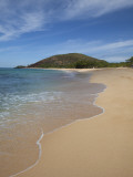 Makena Beach, Oneloa, Big Beach, Maui, Hawaii, USA Photographic Print by Douglas Peebles