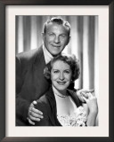 George Burns and Gracie Allen Show, George Burns, Gracie Allen, 1950-1958 Prints