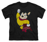 Youth: Mighty Mouse - Classic Hero T-shirts