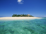 Beachcomber Island, Fiji Photographic Print by Douglas Peebles