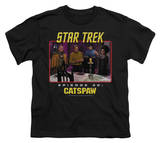 Youth: Star Trek Original - Cat's Paw T-shirts