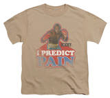 Youth: Rocky - I Predict Pain T-Shirt