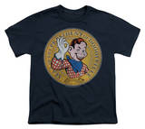 Youth: Howdy Doody - Seal Of The President T-Shirt