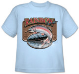 Youth: Wildlife-Rainbow Trout T-shirts