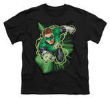 Youth: Justice League America - Green Lantern Energy Shirts