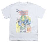 Youth: Justice League America - Justice League 1 Cover T-shirts