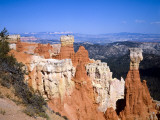 Thor&#39;s Hammer Near Sunrise Point, Bryce Canyon National Park, Utah, USA Photographic Print by Bernard Friel