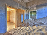 Kolmanskuppe Ghost Town, Luderitz, Namibia, Africa Photographic Print by Josh Anon