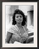 Boy on a Dolphin, Sophia Loren, 1957 Posters