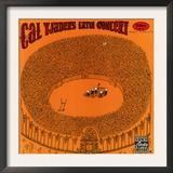 Cal Tjader - Latin Concert Posters