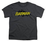 Youth: Batman - Classic Comic Logo Shirts