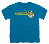 Youth: Magnum PI - Hawaiian Life Shirt