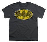 Youth: Batman - Celtic Shield T-Shirt
