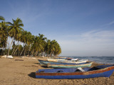 Playa Los Gringos Beach, Nagua, North Coast, Dominican Republic Photographic Print by Walter Bibikow
