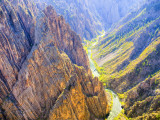 Black Canyon of the Gunnison National Park, Colorado, USA Photographic Print by Jamie & Judy Wild