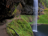 South Falls in Silver Falls State Park, Oregon, USA Photographic Print by Joe Restuccia III
