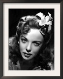 Portrait of Ida Lupino Posters