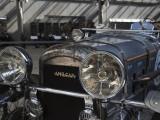 1930s-Era Amilcar Racing Car, Riga Motor Museum, Riga, Latvia Photographic Print by Walter Bibikow