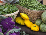 Fresh Produce at the Farmers Market in Whitefish, Montana, USA Photographic Print by Chuck Haney