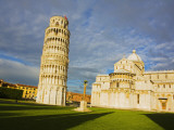 Duomo and Leaning Tower, Pisa, Italy Photographic Print by Terry Eggers