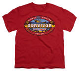 Youth: Survivor - Cook Islands Shirt