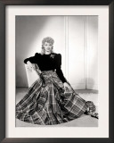 Lucille Ball in a Portrait, 1940's Posters