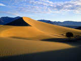 Sand Dunes in Mesquite Flat, Death Valley National Park, California, USA Photographic Print by Bernard Friel