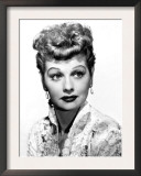 Portrait of Lucille Ball Posters