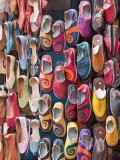 Slippers, Essaouira, Morocco Photographic Print by William Sutton
