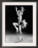 Sonja Henie Performing in Her Own Ice Show, Early 1950s Posters