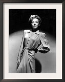 Portrait of Ida Lupino Prints