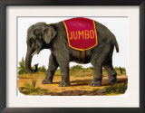 Jumbo the Elephant Art