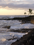 Kona Coastline, Island of Hawaii, USA Photographic Print by Savanah Stewart