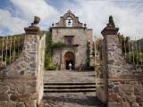 Church, Ajijic, Lake Chapala, Jalisco, Mexico Photographic Print by Douglas Peebles