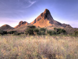 Landscape of Padar Island, Komodo National Park, Indonesia Photographic Print by  Jones-Shimlock