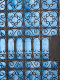 Door Detail, Rabat Medina, Morocco Photographic Print by William Sutton