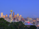 Skyline From Kerry Park, Seattle, Washington, USA Photographic Print by Jamie & Judy Wild