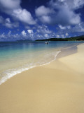 Views of Islands From the Beach, Grenada Photographic Print by Nik Wheeler