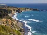 Big Sur Coastline in California, USA Fotoprint van Chuck Haney
