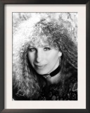 Portrait of Barbra Streisand, 1983 Posters