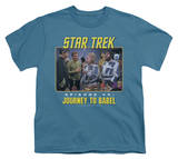 Youth: Star Trek Original - Journey To Babel T-Shirt